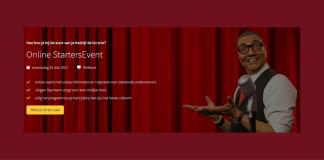 Online StartersEvent 24 mei 2017