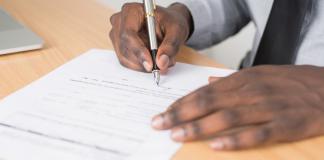 Afspraak notaris